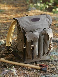 Frost River Bushcrafter's Pack