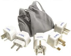Ceptics International Power Adapter