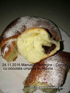 Romanian Food, Nutella, Pancakes, French Toast, Breakfast, Recipes, Morning Coffee, Pancake