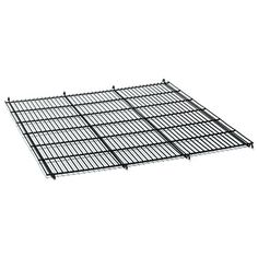 ProSelect Replacement Floor Grates for Modular Cages - Black Epoxy-Coated Floor Grates for ProSelect Modular Cages, x x ¾' ** New and awesome dog product awaits you, Read it now : Dog cages Portable Dog Crate, Small Dogs For Sale, Dog Treadmill, Dog Kennels For Sale, Wire Crate, Cat Kennel, Dog Stroller, Dog Shock Collar