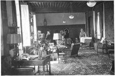 Casablanca  Résidence   La Résidence, le grand salon    1916.05.23