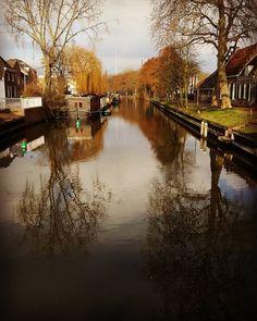 "23 Likes, 1 Comments - little muisje's Art (@little.muisje) on Instagram: ""Taken from the #rodebrug in #Utrecht. Another pic from my walk earlier today. Won't be long untill…"""