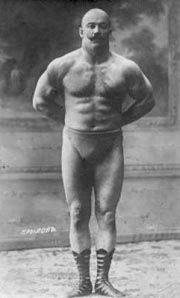 """Pyotr Kryloff, """"the King of Kettlebells,"""" could cross himself in the Russian Orthodox manner with a kettlebell, military pressed the same kettlebell with one arm 88 times, and juggled three of them at once!—Enter The Kettlebell by Pavel Vintage Circus, Vintage Men, Bodybuilding Motivation, Men's Bodybuilding, Calisthenics, Muscle Men, Muscle Food, Vintage Photographs, Sport"""