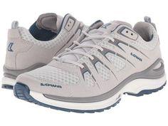 Lowa - Innox Evo (Light Grey/Petrol) Women's Shoes