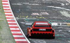 #Audi #quattro #motorsport