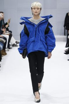 How the cagoule got cool