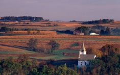 America's Best Fall Color Drives: The Driftless Region, WI
