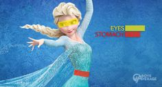 These Pictures Prove That Disney Princesses' Eyes Are Always Bigger Than Their Stomachs   - Seventeen.com