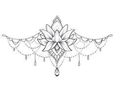 Anklet Tattoos, Underboob Tattoo, Foot Tattoos, Body Art Tattoos, Small Tattoos, Sternum Tattoo Design, Mandala Sternum Tattoo, Tatoos, Samoan Tattoo
