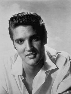 Elvis Presley, circa 1956.