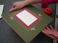 Rensel Studio : How to stretch a cross stitch for matting - excellent directions