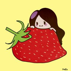 strawberryyyy - adventure-time-with-finn-and-jake Photo