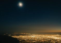 Celestial, Sunset, Outdoor, Full Moon, Outdoors, Sunsets, Outdoor Games, The Great Outdoors, The Sunset