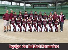 Equipo de Softbol Femenino