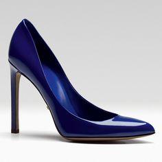 Tendencias zapatos de salon primavera verano 2013: Gucci | Galería de fotos 17 de 28 | Vogue