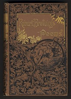 Robert Browning's Poems  c.1872