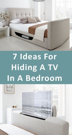 Hidden Tv Bedroom Furniture 7 Ideas for Hiding A Tv In A Bedroom Bedroom Furniture Placement, Bedroom Furniture Makeover, Tv Furniture, Trendy Furniture, Simple Furniture, Furniture Layout, Barbie Furniture, Painted Furniture, Furniture Ideas