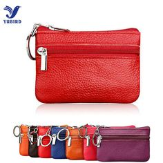 955d6012c31 Fashion Coin Purses for Girls Genuine Leather Small Purse for Coin Children  Wallet Key Ring Change Purse Monederos Mujer Monedas-in Coin Purses from  Luggage ...
