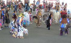 Powwow in Arlee. #Montana #StudentTravel #StudentTrips #FieldTrips