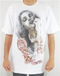 NEW! Original Black Rose Petals T Shirt White Black  Our Price: $28.00  Sale Price: $19.99   #Introducing #OriginalBlack #new #paint #original #artist #Tattoo #design creation now #available at #cluburban.com #freeshipping #onSALe #SALE