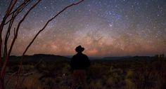 Night skies over Big Bend National Park, an International Dark-Sky Park. Photo © Tyler Nordgren.