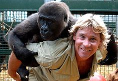 Steve Irwin- A hero that brought humans inside the minds of animals