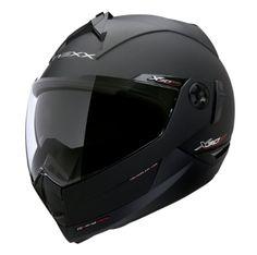 Nexx X30.V Plain Motorcycle Helmet Black