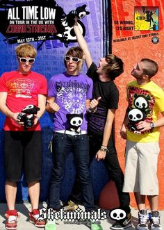 all time low   All Time Low graphics and comments