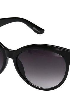 Steve Madden Tansy (Black) Fashion Sunglasses - Steve Madden, Tansy, SM879118, Eyewear Fashion General, Fashion Eyewear, Fashion, Eyewear, Gift - Outfit Ideas And Street Style 2017