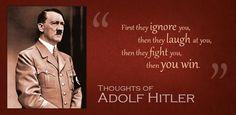 Adolf Hitler Quotes | Hindi Shayari, Quotes, Anmol Vachan ...