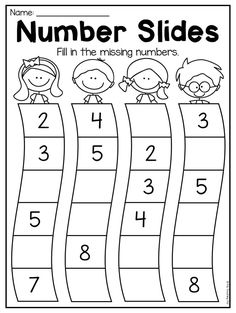 Number order worksheet for kindergarten. This packet is jammed full of worksheets to help your students practice numbers to 20. It includes 28 engaging worksheets which allow students to practice counting, number formation, number representation, number order, subitizing and so much more! The pack includes worksheet variations to ensure that you can cater to all the students in your classroom. It is perfect for whole-class activities, math stations, fast finisher activities and review.