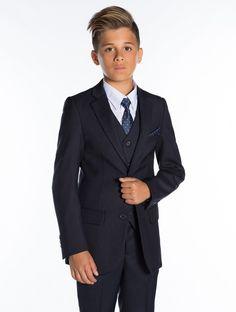 a159966ff Boys navy suit - Monaco in 2019