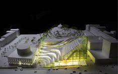 JDS Architects | Stockholm's Garden Library