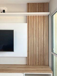 Tv Unit Furniture, Furniture Design, Living Room Tv, Home And Living, Simple Tv Unit Design, Airbnb Design, Muebles Living, Home Deco, Home Interior Design