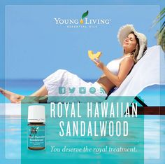 Royal Hawaiian Sandalwood - www.EssentialOils4Sale.com