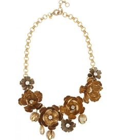 NET-A-PORTER - Cast Wildflower Crystal Necklace