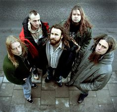 In Flames - Anders, get in my crotch. Post haste.