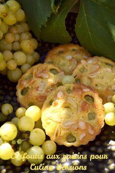 Dégustation Clafoutis raisins blancs du jardin pour Culino Versions sur Kaderick en Kuizinn©