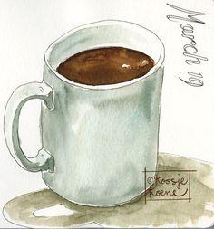 Online drawing course - Koosje Koene - Learn to draw @Koosje Koene  @Kristin Holt #kholt #draw
