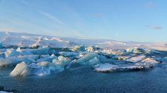 Jakursalon Glacier, Iceland