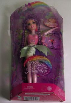 *Barbie Fairytopia Magic of The Rainbow Glee Doll