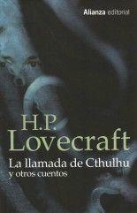 La llamada de Cthulhu y otros cuentos - H.P. Lovecraft