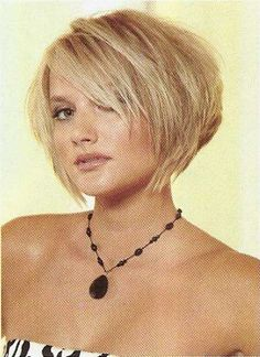 Lovely Inverted Bob Hairstyle