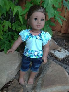 18 Inch American Girl Doll Clothes Urban Play Date by TCsTreasures, $15.00