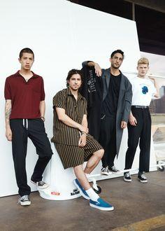 New York Fashion Week Men's: 3 Must-Know New Labels Photos   W Magazine