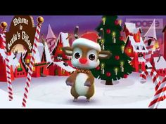 Zoobe Rudolph erinnert an den ersten Advent Christmas Diy, Merry Christmas, Christmas Ornaments, Spice Girls Dolls, Navidad Diy, African American Dolls, Animal Quilts, Woodland Creatures, Weird And Wonderful