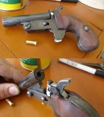 Homemade single shot pistols – part 1 – Impro Guns Rifles, Homemade Shotgun, Derringer Pistol, Revolvers, Gunsmithing Tools, Concealed Carry Women, Homemade Weapons, Gun Art, Target Practice