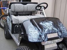 Custom Golf Cart Pictures
