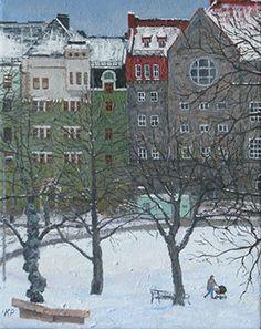 Stadi, Kirsti Puhakka