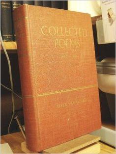 Collected Poems Mark van Doren 1940